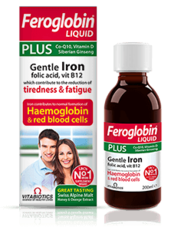 Feroglobin plus liquid