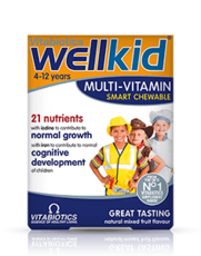 Wellkid chewable